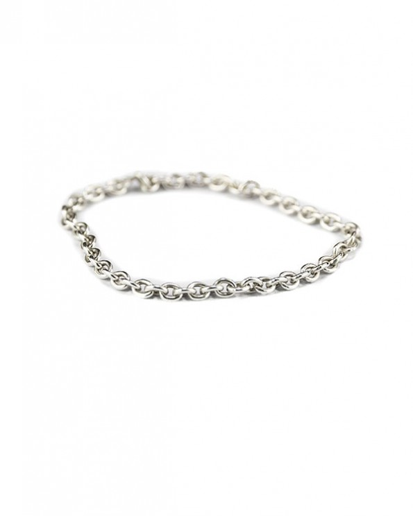 Chain ring by opium jewelry