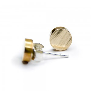 Restock Frank Studs at MONOQI by Opium Jewelry