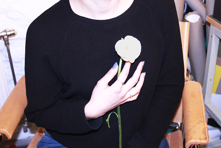 Rojah Lisa Ring by Opium Jewelry