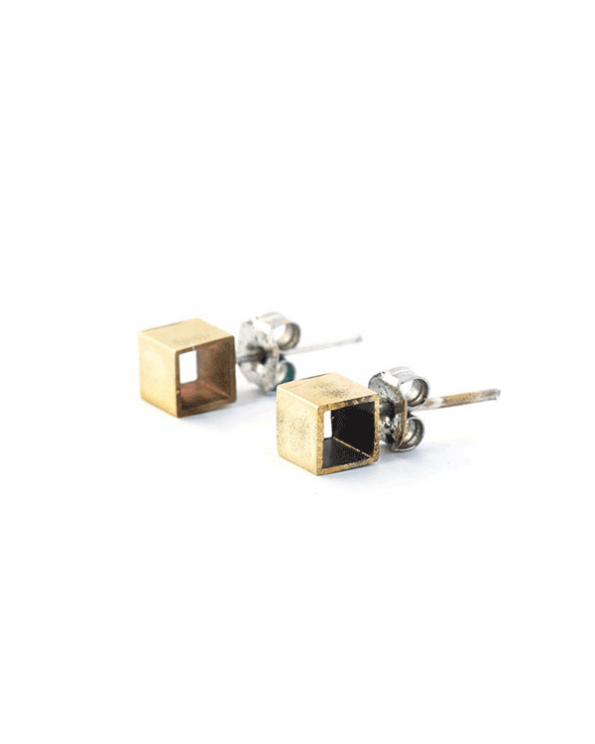 aki studs by Opium Jewelry