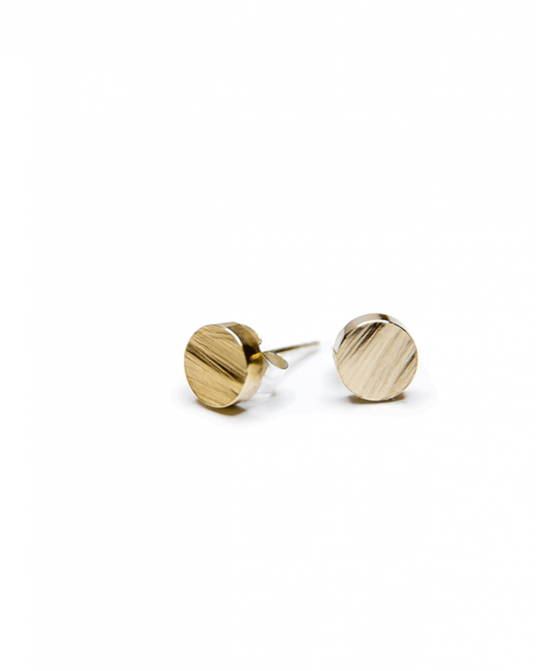 frank studs by opium jewelry