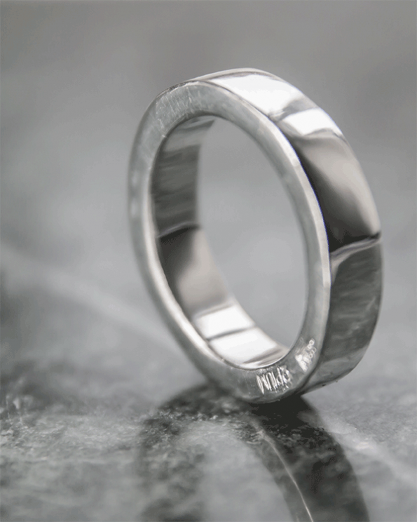 max wedding band by opium jewelry