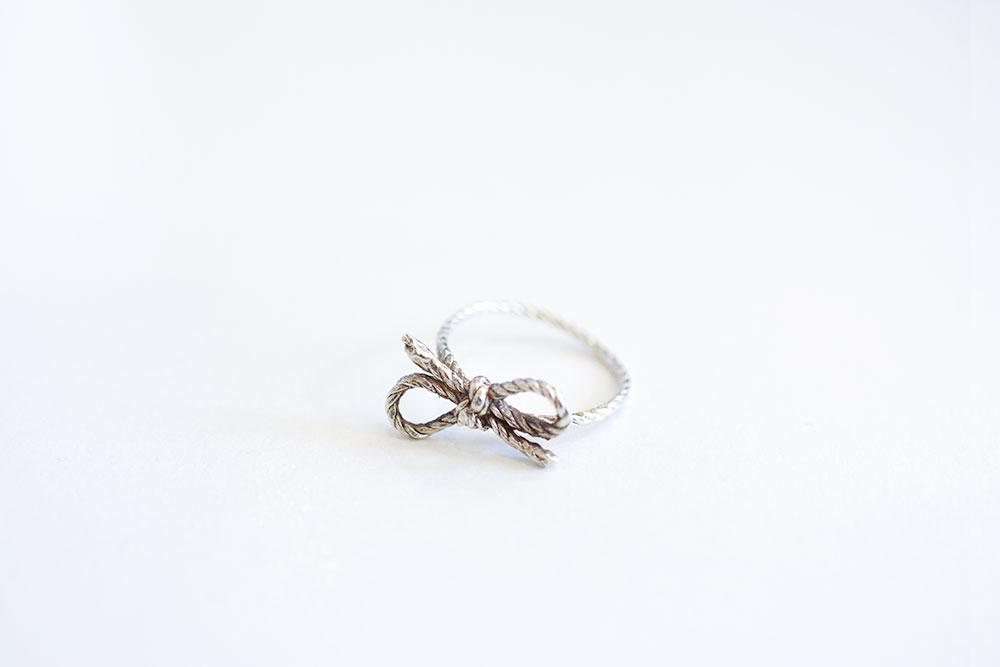 knot ring from NYC