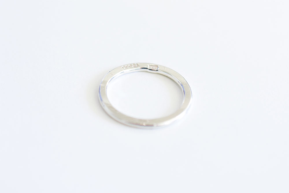 malin ring by opium jewelry