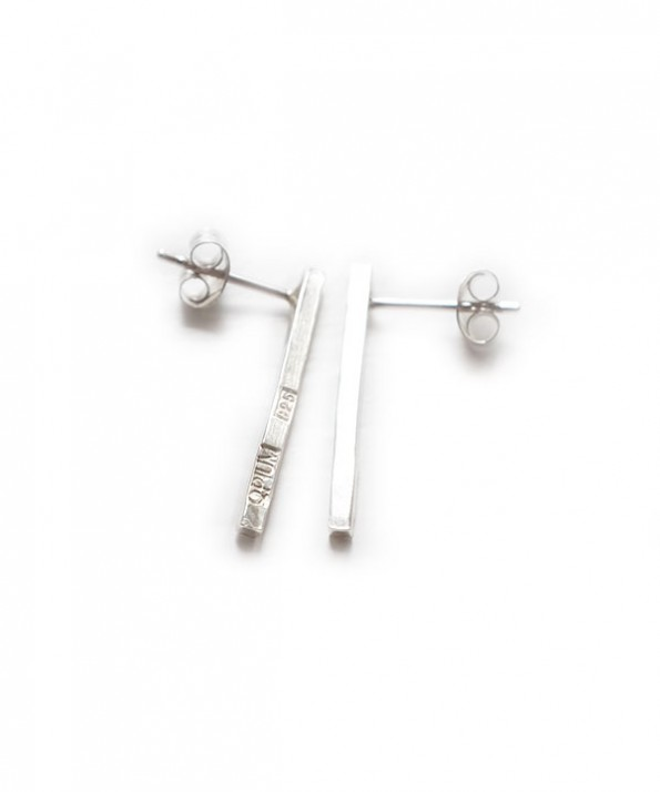 Rut earrings by opium jewelry