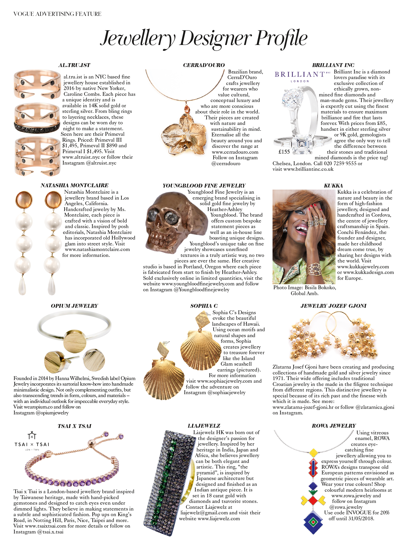 opium jewelry featured in vogue uk april 2018
